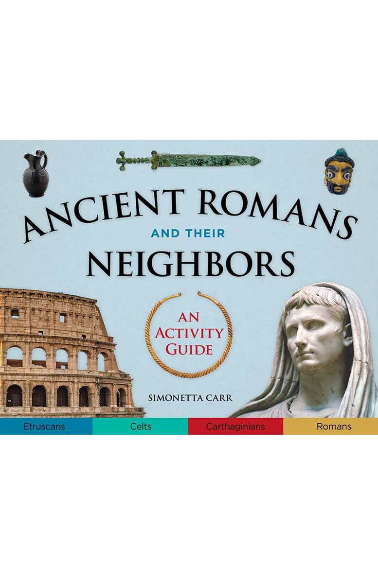 Contributor - Ancient Romans and Their Neighbors